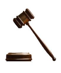 martello da giudice